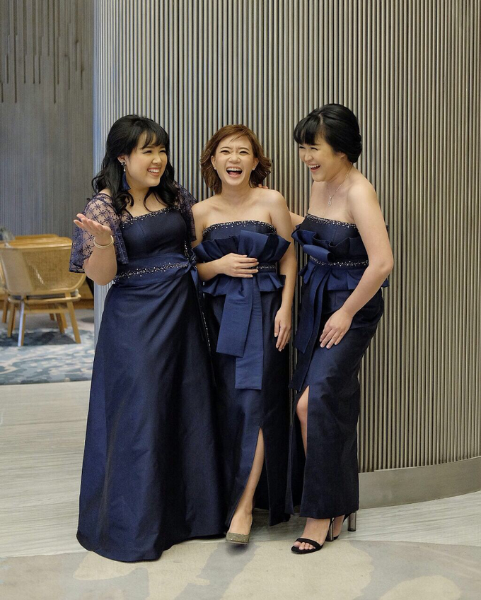 Bridesmaids Dresses by Jessica Huang - 005