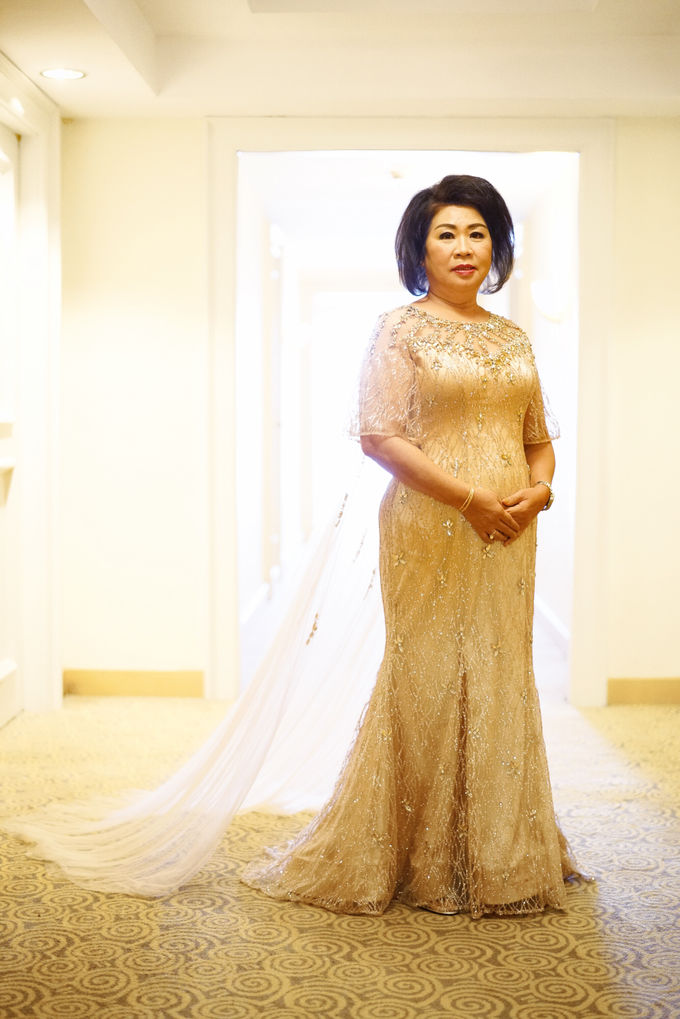 Mother of the Bride/ Groom by Jessica Huang - 003