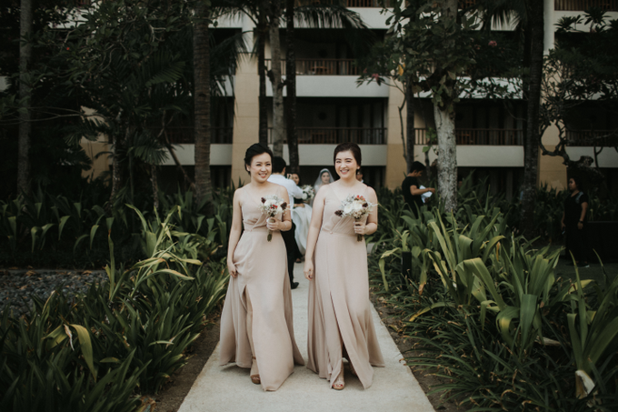 Bridesmaids Dresses by Jessica Huang - 008