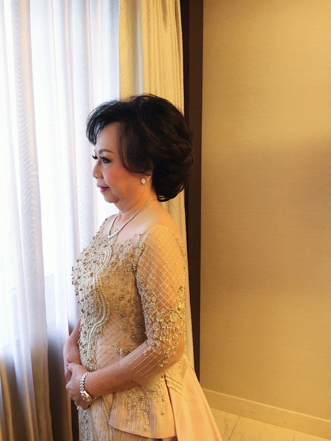 #hansvera Mother of the Groom Gown by Jessica Huang - 002