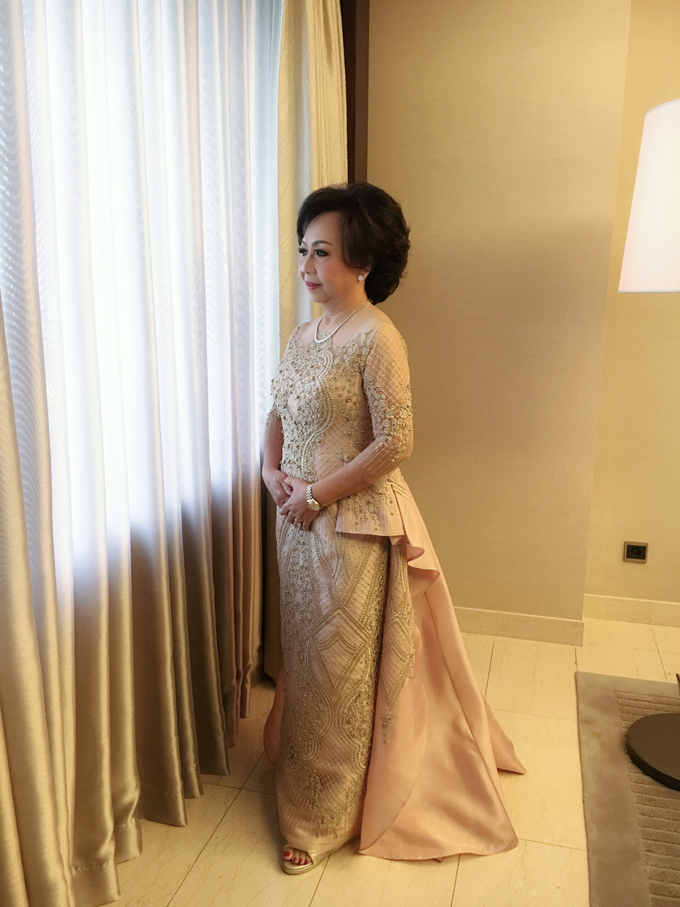 #hansvera Mother of the Groom Gown by Jessica Huang - 001