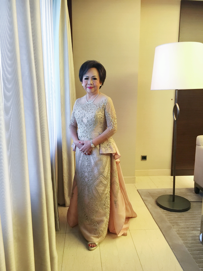 #hansvera Mother of the Groom Gown by Jessica Huang - 003