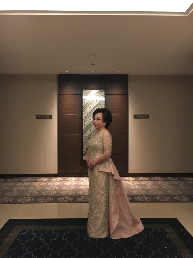 #hansvera Mother of the Groom Gown by Jessica Huang - 006