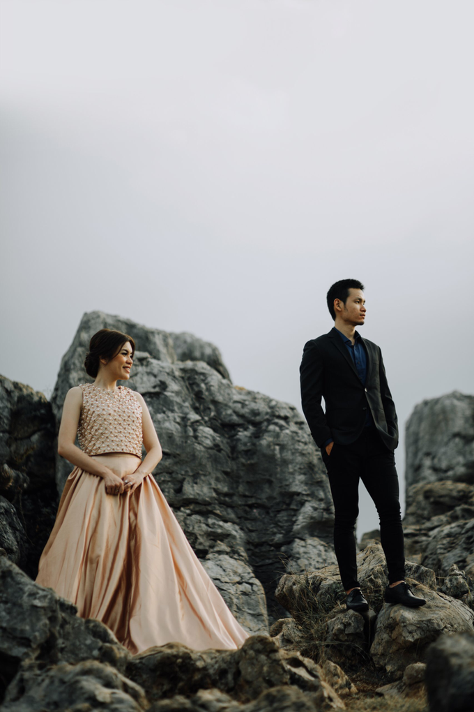 Prewedding Gown by Jessica Huang - 005