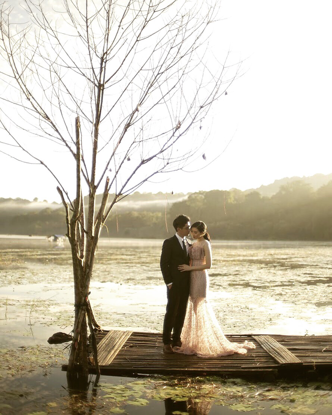 Prewedding Gown by Jessica Huang - 012
