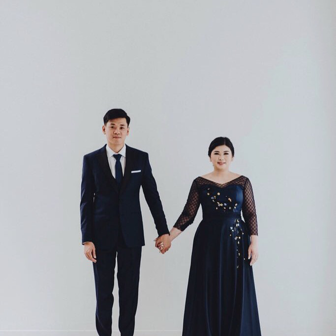 Prewedding Gown by Jessica Huang - 014