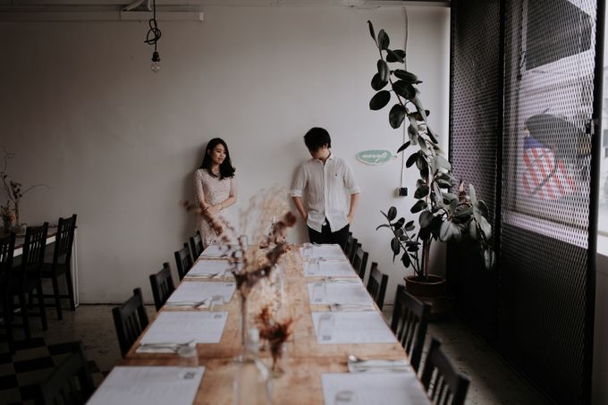 Local Malaysia Engagement & Pre-Wedding of Pancake & PuiYan by Jessielyee. - 004
