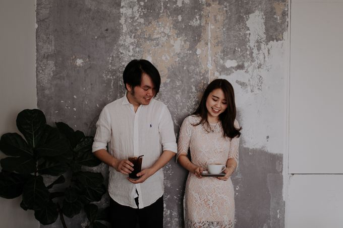 Local Malaysia Engagement & Pre-Wedding of Pancake & PuiYan by Jessielyee. - 010