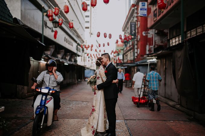 Local Malaysia Engagement & Pre-Wedding of Zoe & Wairen by Jessielyee. - 003