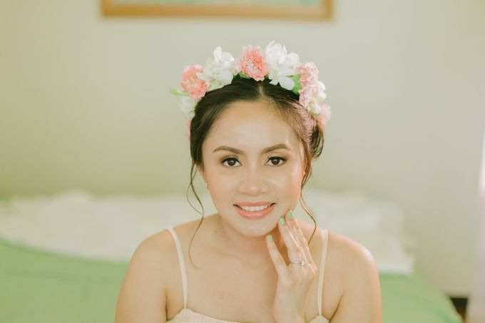 Real Brides by Melody Tinoy Makeup Artist - 013