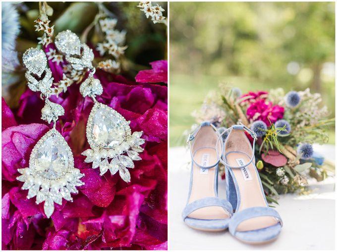 Vintage Glam Wedding by Amber Elaine Photography - 002