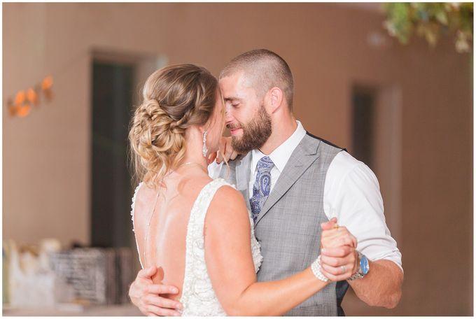 Vintage Glam Wedding by Amber Elaine Photography - 011