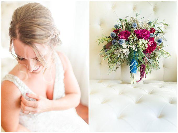 Vintage Glam Wedding by Amber Elaine Photography - 004