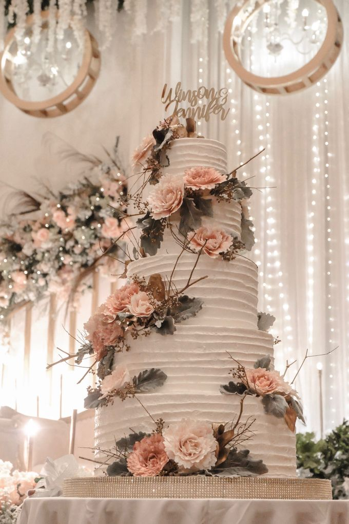 The Wedding of Winson & Jennifer by KAIA Cakes & Co. - 001