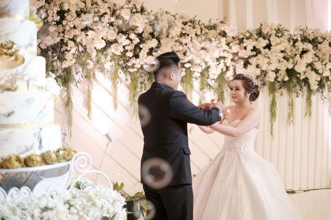THE WEDDING OF YOSEA & CEIN by Alluvio - 031
