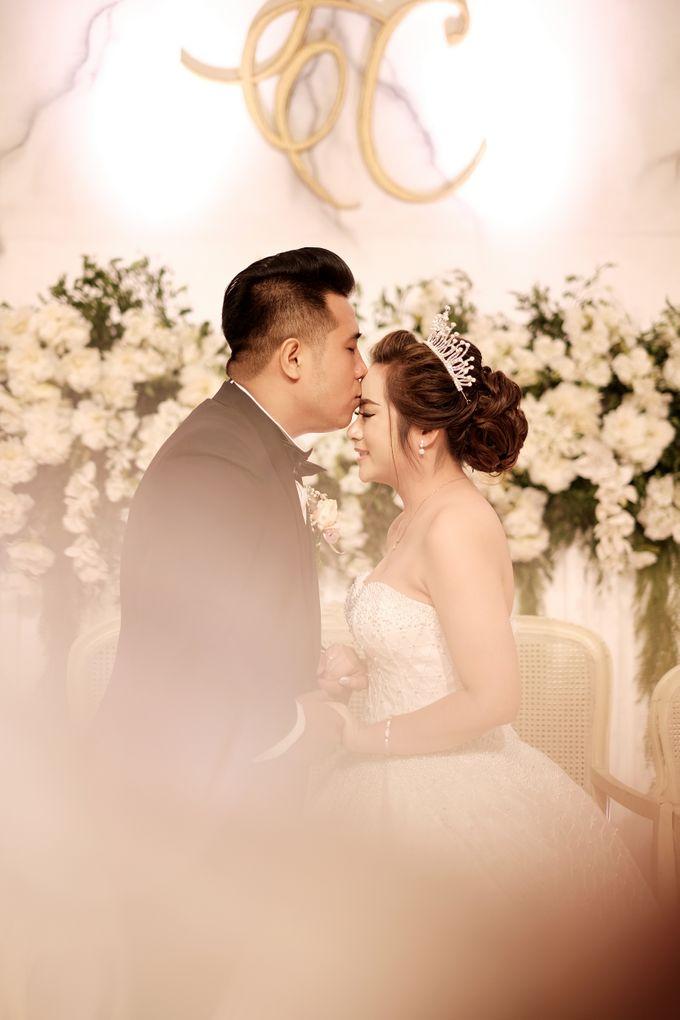 THE WEDDING OF YOSEA & CEIN by Alluvio - 036