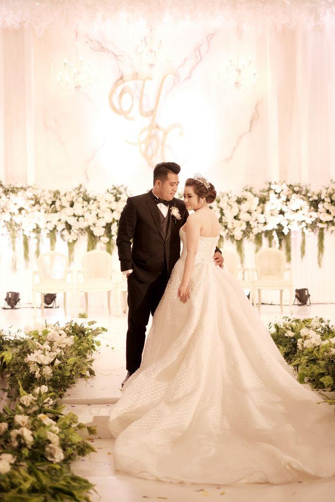 THE WEDDING OF YOSEA & CEIN by Alluvio - 042