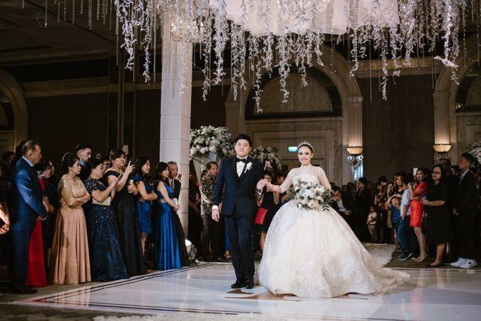 The Wedding of Jordy & Felicia by LECIEL DESIGN - 001