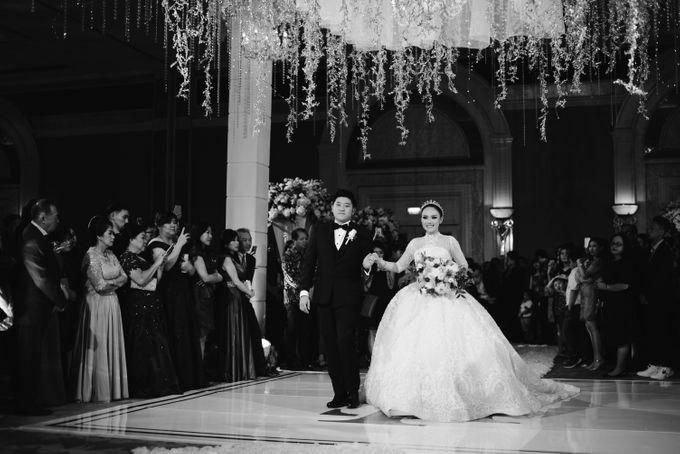 The Wedding of Jordy & Felicia by LECIEL DESIGN - 002