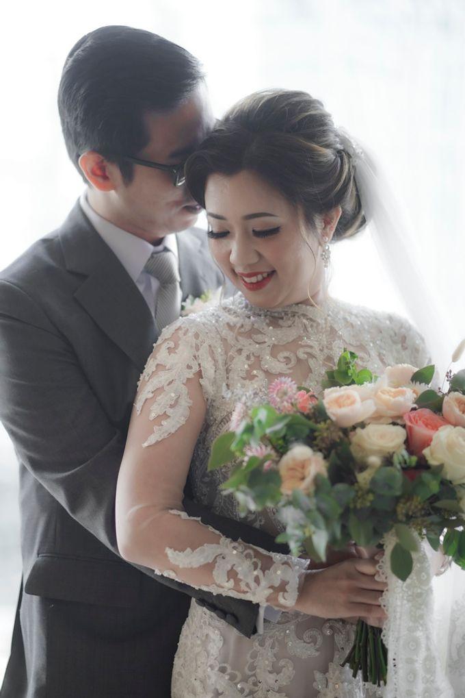 S + M - Wedding by The Ritz-Carlton Jakarta, Mega Kuningan - 003