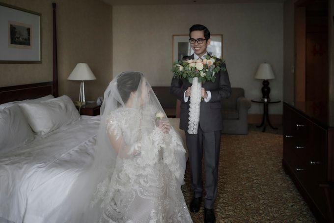S + M - Wedding by The Ritz-Carlton Jakarta, Mega Kuningan - 004