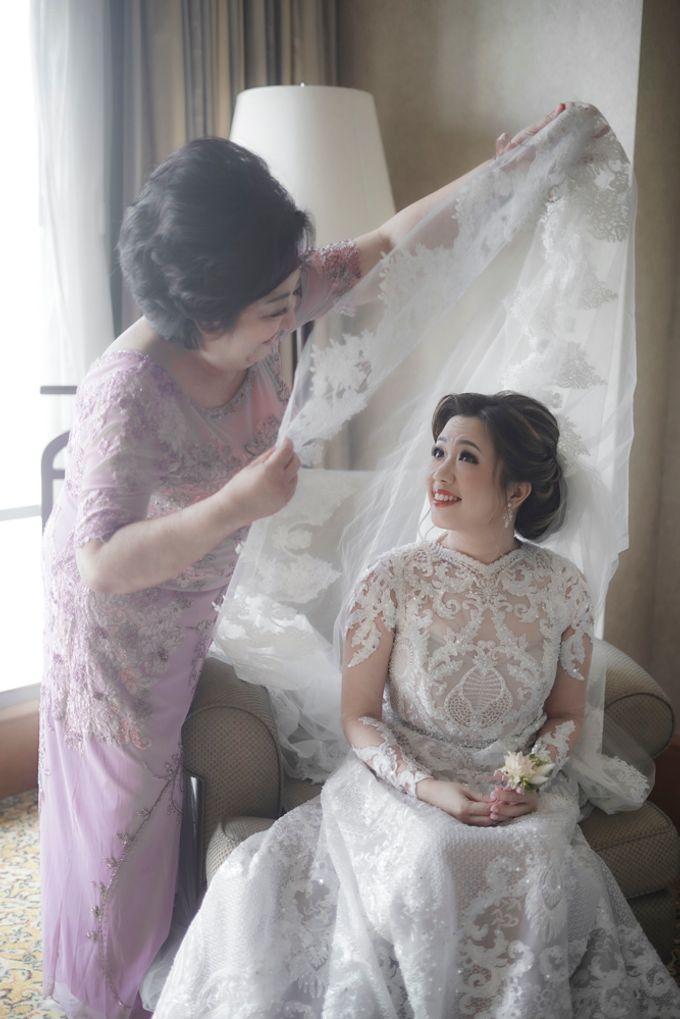 S + M - Wedding by The Ritz-Carlton Jakarta, Mega Kuningan - 007