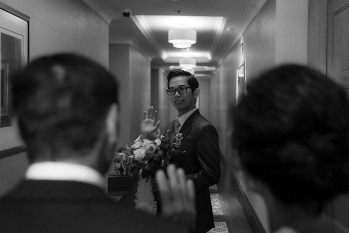 S + M - Wedding by The Ritz-Carlton Jakarta, Mega Kuningan - 009