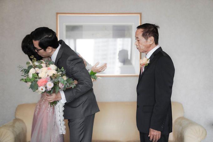 S + M - Wedding by The Ritz-Carlton Jakarta, Mega Kuningan - 011