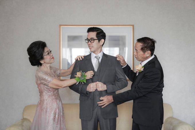 S + M - Wedding by The Ritz-Carlton Jakarta, Mega Kuningan - 012