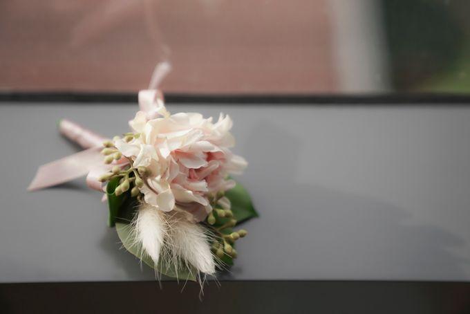 S + M - Wedding by The Ritz-Carlton Jakarta, Mega Kuningan - 022