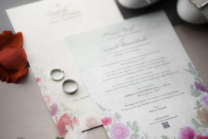 S + M - Wedding by The Ritz-Carlton Jakarta, Mega Kuningan - 024