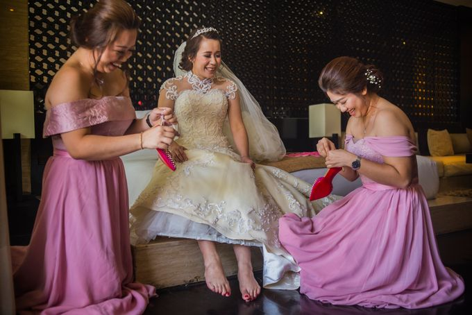 Wedding Shandy and Wenny- 11 November 2017 by Anantara Seminyak Bali Resort - 010