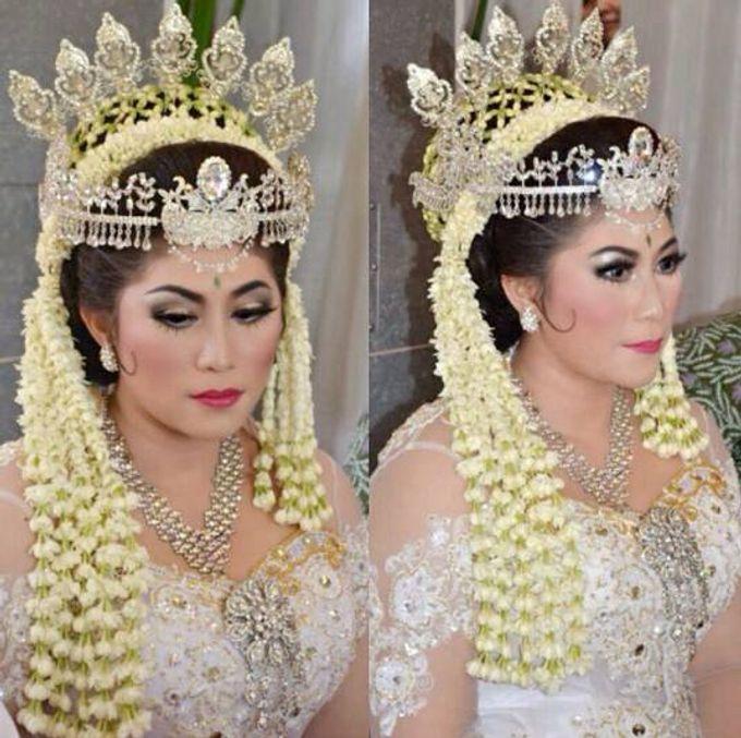 A Dream Come True Wedding by Sanggar Rias Pengantin Shanti Chaidir - 014