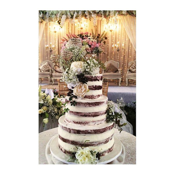 Naked Cake by Amor Cake - 005