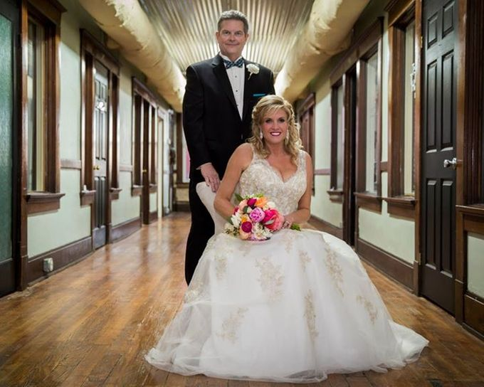 Burks Wedding by Parasol Photography - 002