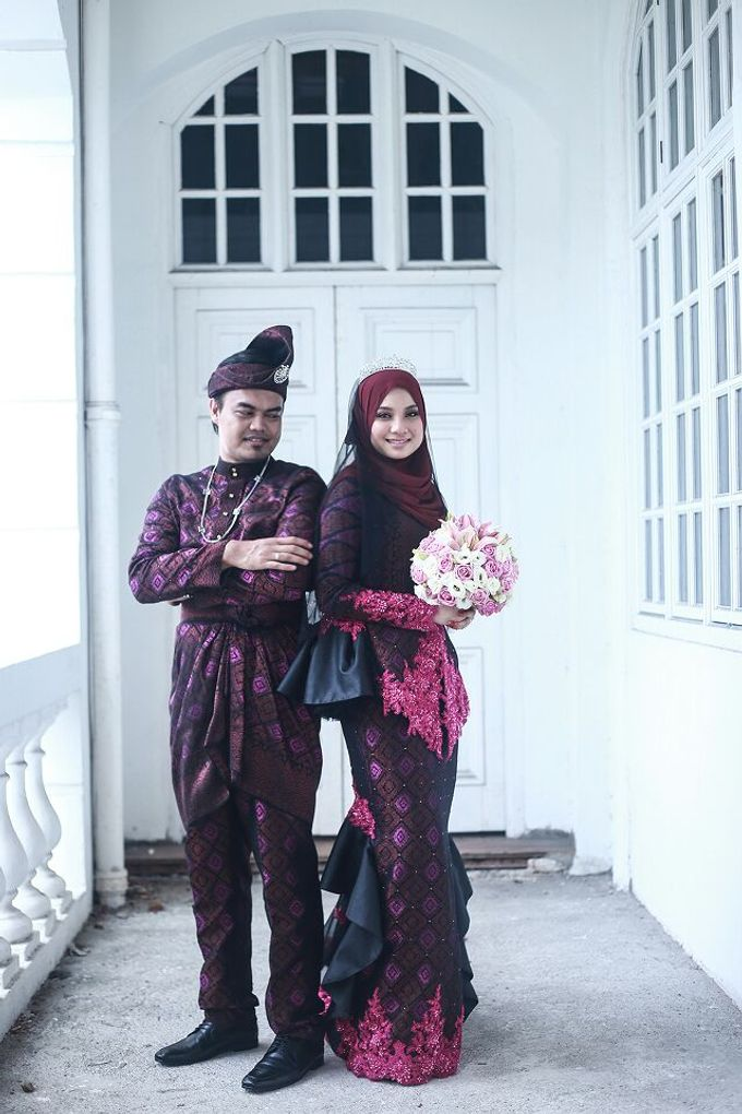 Songket Collection by Emma Wedding - 012