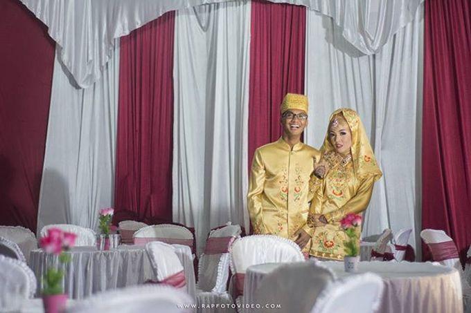 Ifan + Intan by RAP Wedding - 004
