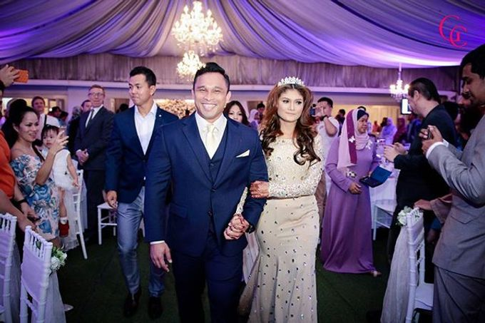 Wedding Reception and Portraiture by The Glamorous Capture - 040