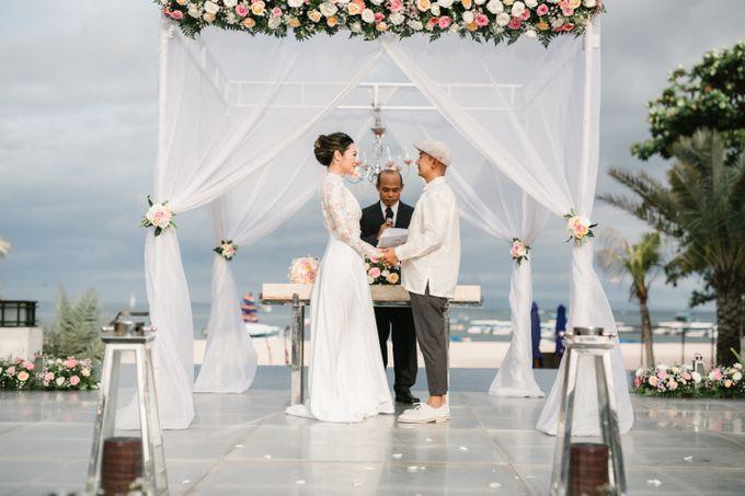 Viola and Jhayme Wedding by The Sakala Resort Bali - 009