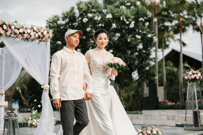 Viola and Jhayme Wedding by The Sakala Resort Bali - 010