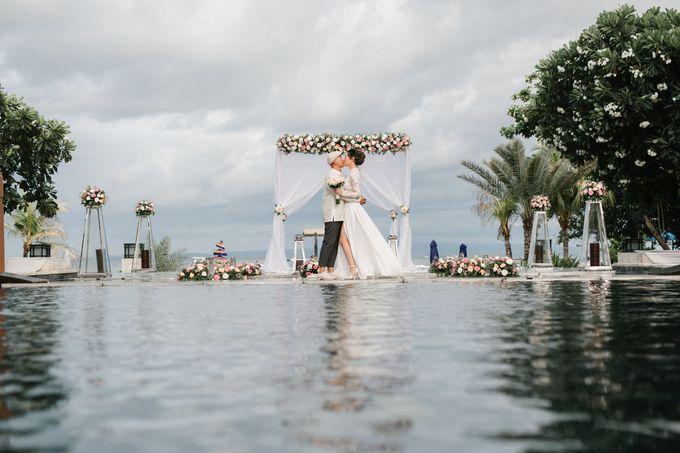 Viola and Jhayme Wedding by The Sakala Resort Bali - 011