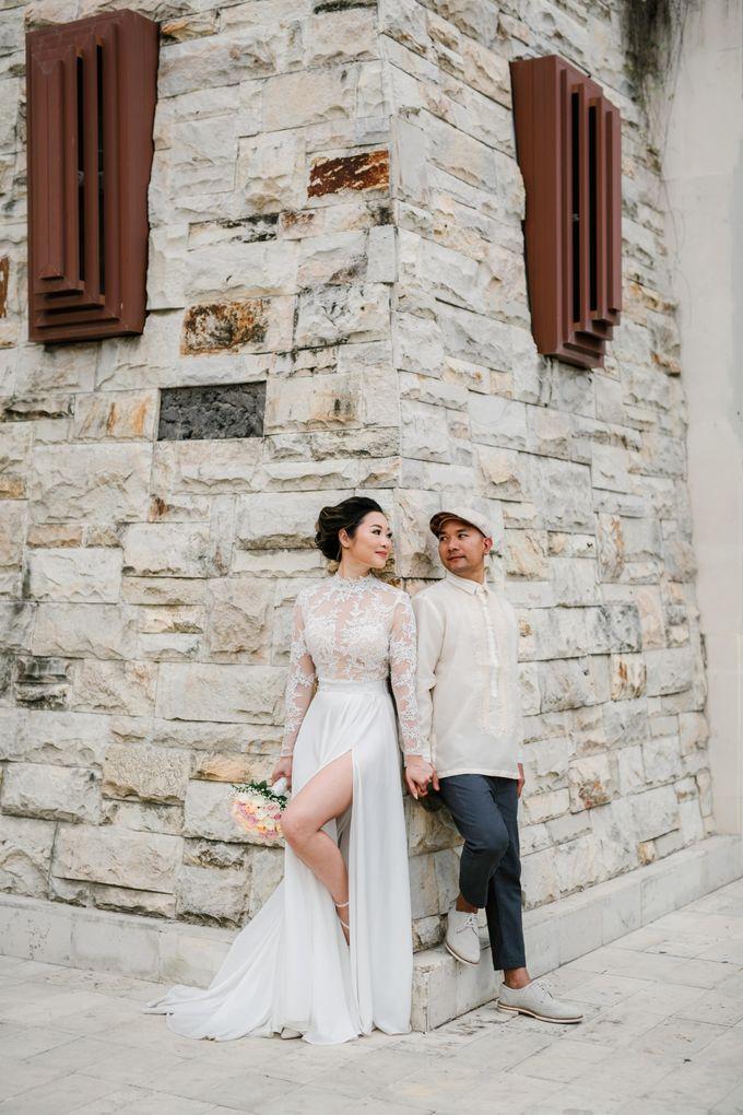 Viola and Jhayme Wedding by The Sakala Resort Bali - 015