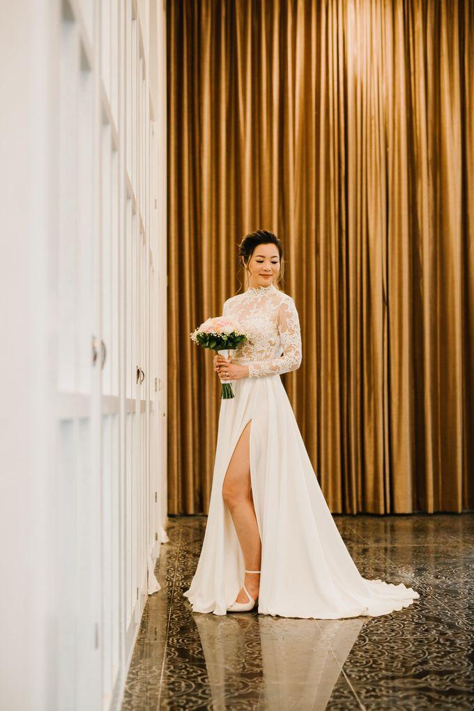 Viola and Jhayme Wedding by The Sakala Resort Bali - 016