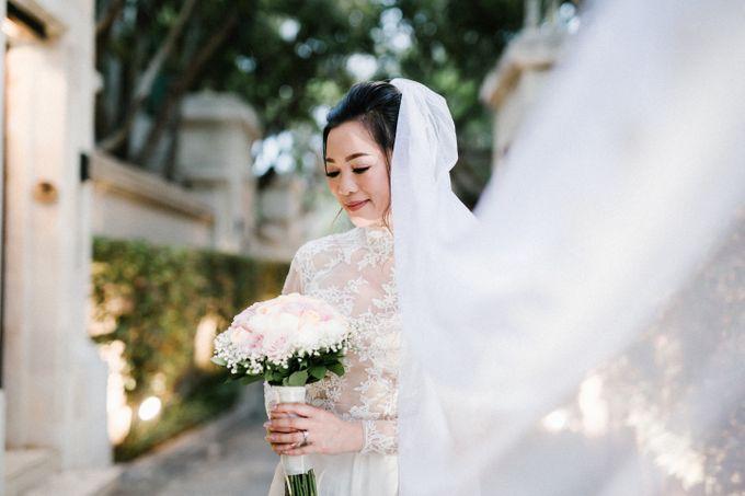 Viola and Jhayme Wedding by The Sakala Resort Bali - 023