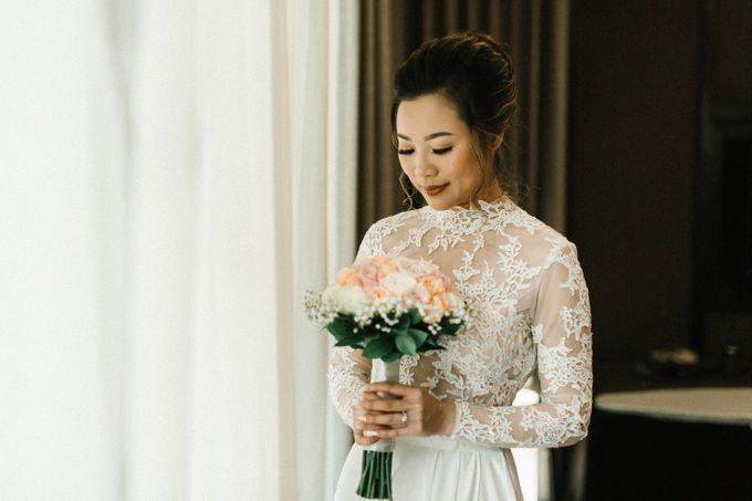Viola and Jhayme Wedding by The Sakala Resort Bali - 001