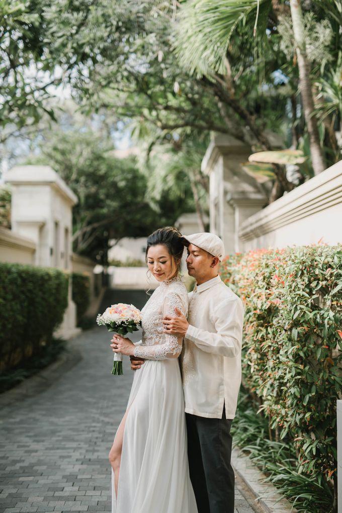 Viola and Jhayme Wedding by The Sakala Resort Bali - 003