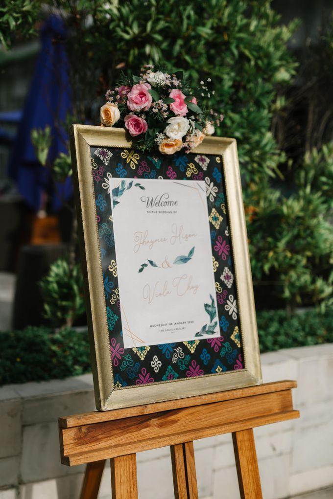 Viola and Jhayme Wedding by The Sakala Resort Bali - 004