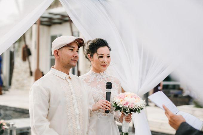 Viola and Jhayme Wedding by The Sakala Resort Bali - 007