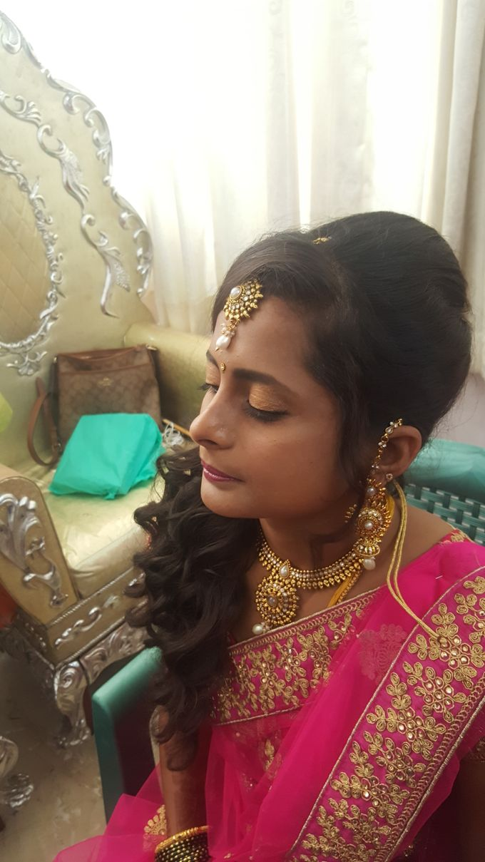 Makeup by Bridal Makeup Artist - 013