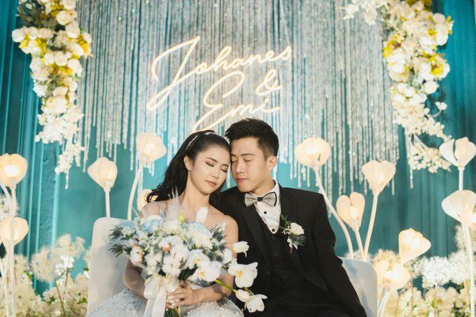 Jojo & Emi Wedding Decoration by Valentine Wedding Decoration - 020